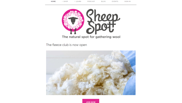 sheepspot screenshot