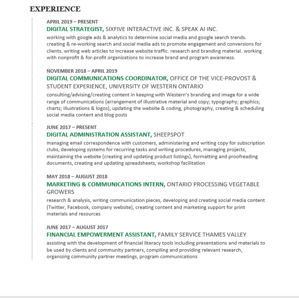 Gabriella Learn Resume Page 1
